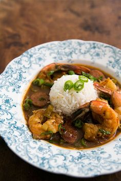 Shrimp Gumbo with Andouille Sausage Recipe | Simply Recipes
