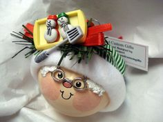 hand paint, lightbulb, ball, christma idea, christmas ornaments, light bulb
