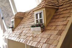 Roof for Doll House