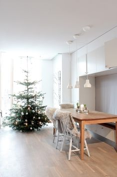 my scandinavian home: My home: Christmas tree