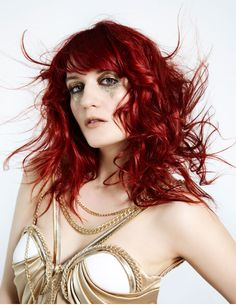"""5.29.12 - (3) Florence & The Machine """"Shake It Out"""""""