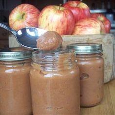 All Day Apple Butter -crockpot
