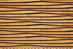 Wood Wall Facade Design