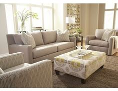Another gray sofa...