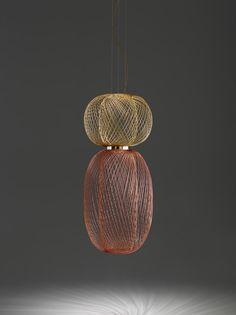 ANWAR lamps produced by Parachilna - Stephen Burks