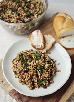 Best farro salad recipe