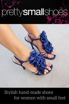 Pretty Small Shoes -