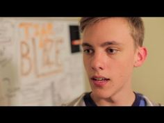 """Scene from """"The Boy Who Couldn't Sleep  Never Had To"""" (Student Project) Not one of his videos but he is in it. Who knew? He can act too! Jon Cozart is amazing!"""