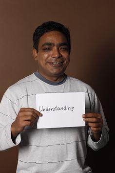 Verstehen / Verständnis, Ujjal Raha, IT - Consultant, Frankfurt/M., Germany