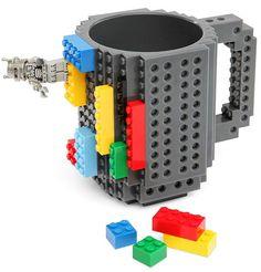 LEGO MUG : )