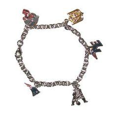 Pats charm bracelet
