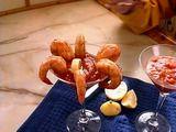 Brined Shrimp Cocktail / Alton Brown