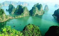 Ha Long Bay (Ha Long, Vietnam)