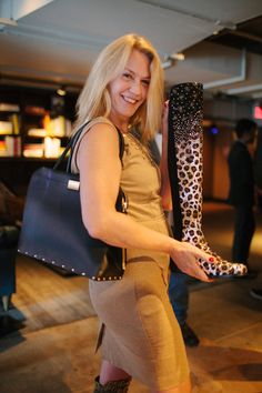 This guest got exclusive access to the limited edition Safari #5050 @Gilt.com.com.com style. Lucky! #5050bootcamp #20yearsof5050