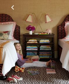 the boo and the boy: Kids sharing a room