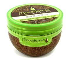 I luv the Macadamia Deep Repair hair mask. I did a lot of research before I purchased it because it cost $37.00 including tax  in Toronto which is rather pricey for a small jar. It makes my hair feel soft, light & silky & you only need very little to achieve results. It also makes my hair smell very nice and is great for dry, damaged hair. Switching between this and the Nexxus Humectress deep conditioner every few daysI think I found the two best conditioners I have ever used on my hair.