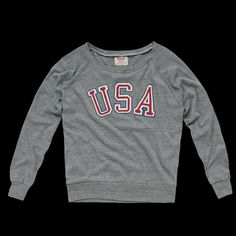Women's USA Raglan
