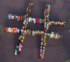 140 Characters Formed a Hashtag at Magic Kingdom Park and Invite You and Your Family to 'Rock Your Disney Side' During a 24-hour Party to Kick Off Summer