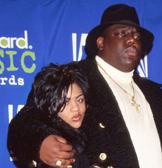 B.I.G and Lil' Kim