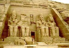 Abu Simbel; Egypt