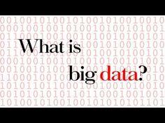 What is big data? Big Data, c'est quoi ?