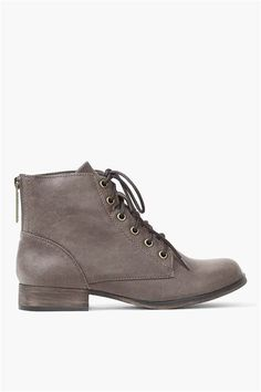 Classic Lace Up Boots