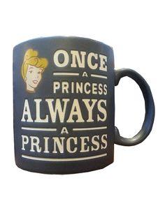 disney coffee mugs, princesses