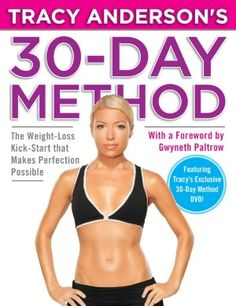 Tracy Anderson Method-If you want a boot camp challenge this is for you. It was awesome!