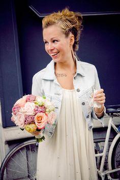 A Casual & Intimate Outdoor Wedding: Michael & Mariko