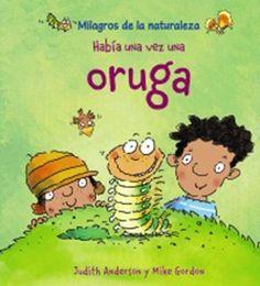 """""""Había una vez una oruga"""" Los 12 libros más recomendados sobre medio ambiente para niños"""