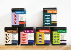 Literary Teas Give You a Taste of Your Favorite Classic Books