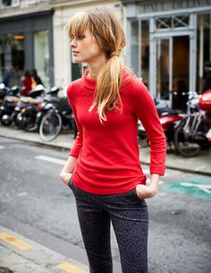 I've spotted this @BodenClothing Sixties Sweater