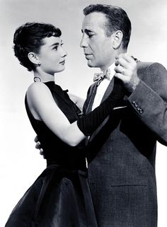 Sabrina.  With Audrey Hepburn and Humphrey Bogart