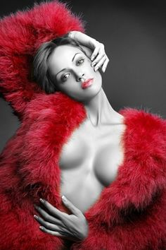 Red and Sensual