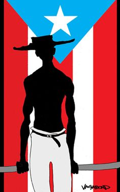 Jíbaro Puertorriqueño… Orgullo Boricua!