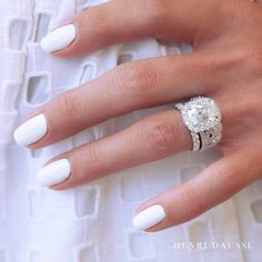 "How gorgeous is this stunning wedding set? <a class=""pintag searchlink"" data-query=""%23engaged"" data-type=""hashtag"" href=""/search/?q=%23engaged&rs=hashtag"" rel=""nofollow"" title=""#engaged search Pinterest"">#engaged</a> <a class=""pintag searchlink"" data-query=""%23instaglam"" data-type=""hashtag"" href=""/search/?q=%23instaglam&rs=hashtag"" rel=""nofollow"" title=""#instaglam search Pinterest"">#instaglam</a> <a class=""pintag searchlink"" data-query=""%23engagementring"" data-type=""hashtag"" href=""/search/?q=%23engagementring&rs=hashtag"" rel=""nofollow"" title=""#engagementring search Pinterest"">#engagementring</a>???"