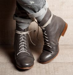 Hard graft expands from bag making to an incredible new line of boots.