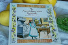Simply So Good: Old Fashion Lemonade - from the Anne of Green Gables Cookbook