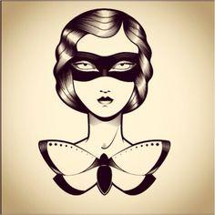 #drawing #illustration #tattoo #vector #vectorart #illustrator #moth