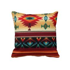 Southwestern Style Pillow.  $53.95