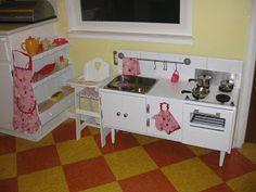 Hands Always Creating: DIY Play Kitchen