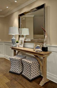 15 Gorgeous Entryway Designs and Tips for Entryway Decorating #decor