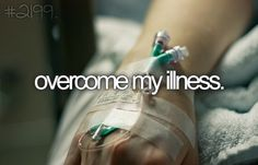 Someday, Type 1 Diabetes will have a cure. And I hope I live to see that day.