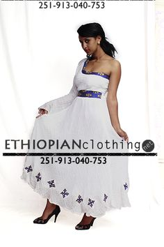 Ethiopian fashion dress - fasha/terter with telf and tibebEthiopian clothing | Eritrean clothes | Habesha dresses
