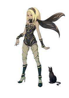 Kat (Gravity Rush)