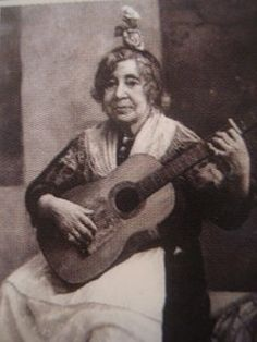 Aniya la Gitana. The most famous flamenco star from Ronda is ANA AMAYA MOLINA, born in Ronda on the 27th of September 1885. She is also known as Aniya La Gitana. Besides flamenco dancing, she could play guitar and sing. She performed in the best flamenco clubs (Peñas) in Spain, with the biggest stars of her time. She was loved and respected by a lot of people, and knew famous artists and poets, like Manuel de Falla and Federico Garcia Lorca personally. la gitana, flamenco, aniya la, hotels