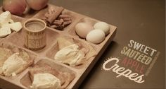 Montana Mex Sweet Salt Apple Crepes - Eduardo Garcia