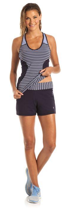Copacabana Tank and Maldives Shorts ♡ #fitness # fashion