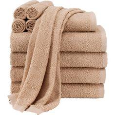 Basic 10 Piece Towel Set