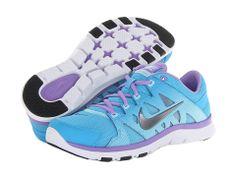 Nike Flex Supreme TR II Medium Base Grey/Light Base Grey/Glacier Ice/Atomic Violet - Zappos.com Free Shipping BOTH Ways